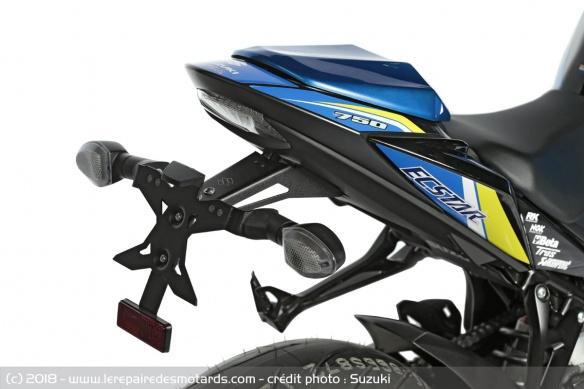 Une édition spéciale aux couleurs du team Suzuki Ecstar Suppor10