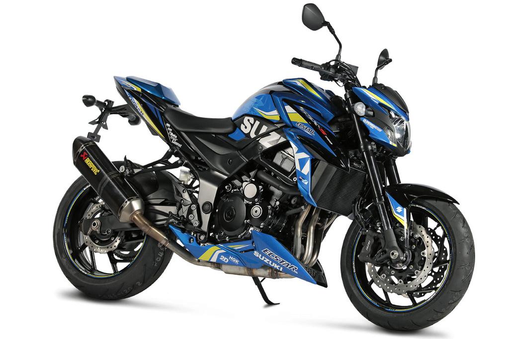 Une édition spéciale aux couleurs du team Suzuki Ecstar Suzuki10