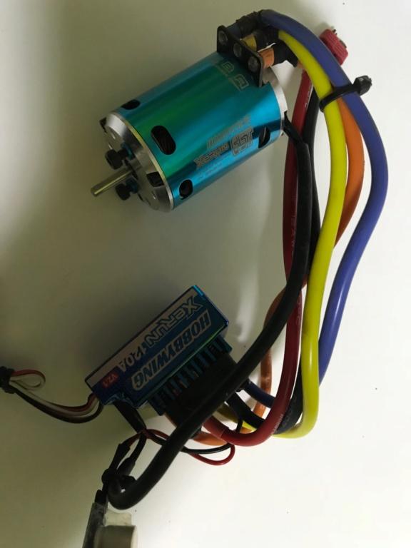 wts hobbywing esc + motor Img-2110