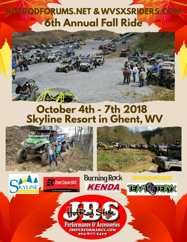 2018 Spring Ride Poster10