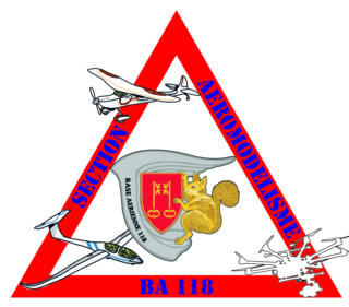 Section Aéromodélisme Base Aérienne 118