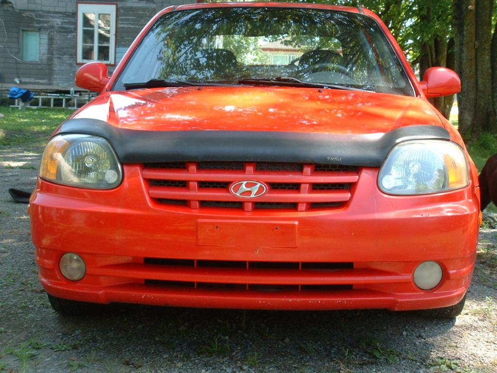 Hyundai Accent GSI 2003 VENDU 52679411