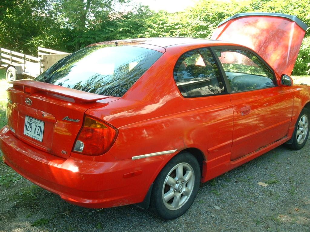Hyundai Accent GSI 2003 VENDU 52679415