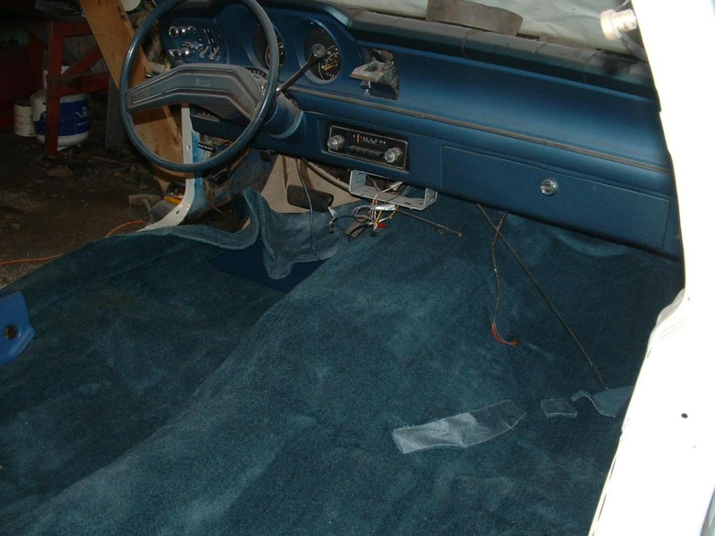 VENDU Ford Maverick 1977 Maveri10