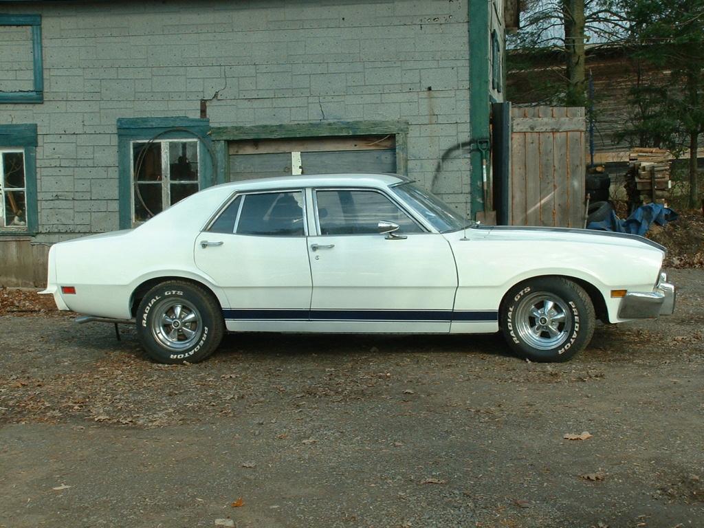 VENDU Ford Maverick 1977 Maveri14