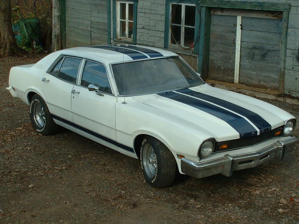 VENDU Ford Maverick 1977 Maveri15