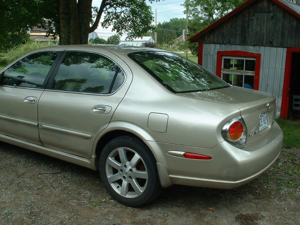 Nissan Maxima VENDU Maxima12