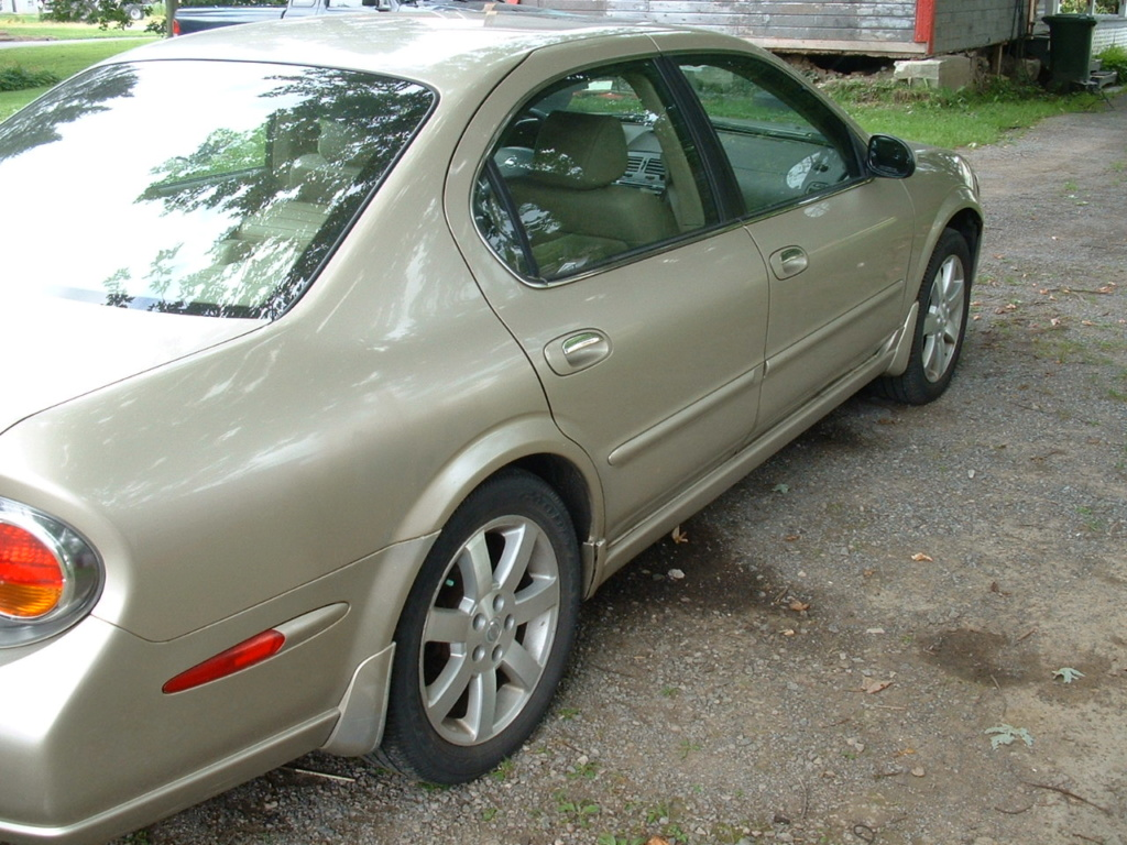Nissan Maxima VENDU Maxima13