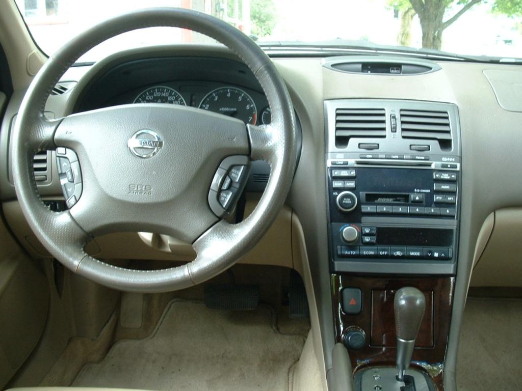 Nissan Maxima VENDU Maxima16