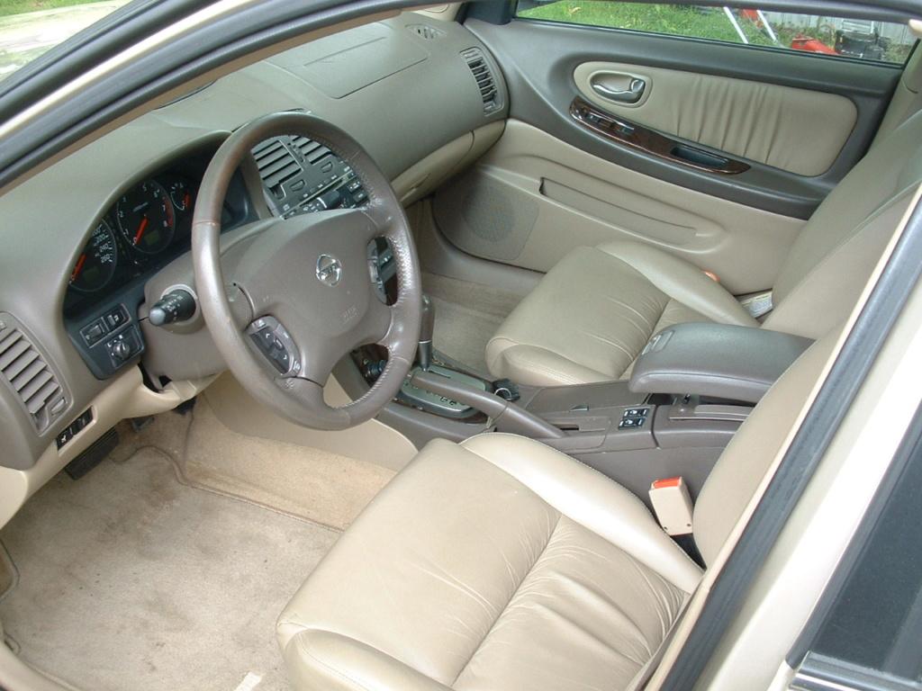 Nissan Maxima VENDU Maxima17