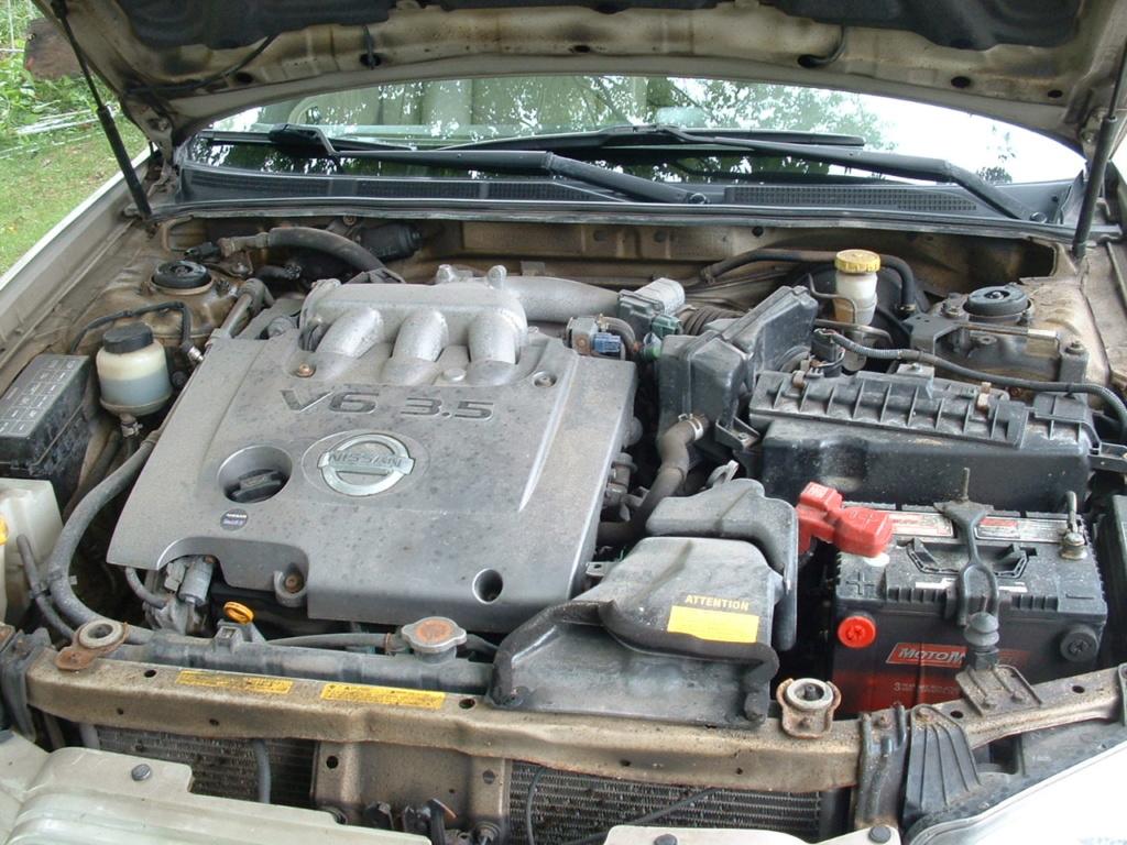 Nissan Maxima VENDU Maxima19