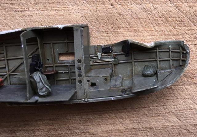 Supermarine Walrus Mk1 revell 1/72 53852a10