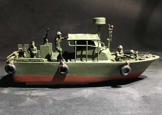 Patrol boat river MkII Delta du Mecong 1970 (Mach2 1/7°) 5df2e510