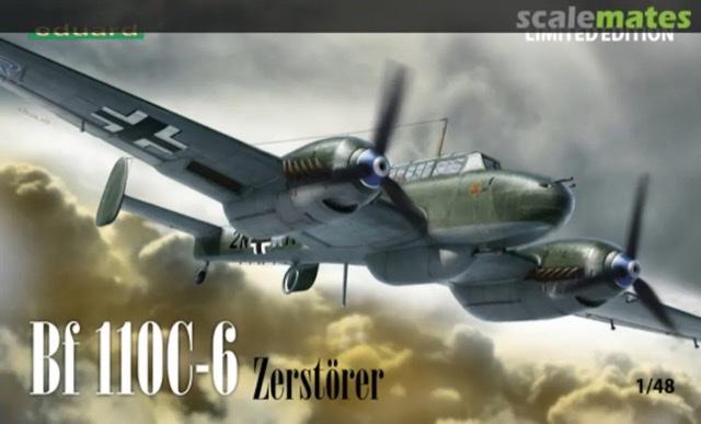Bf 110 C6 zerstörer édition limitée 1/48 72010f10