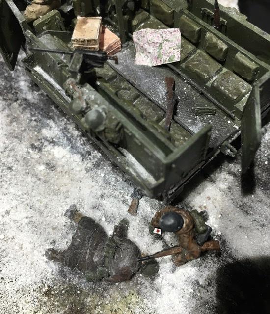Koenigstiger dans les Ardennes le 22 décembre 1944 1/72 7b237c10
