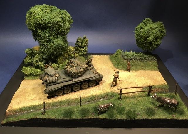 Cromwell Mk IV revell 1/72 80bd4c10