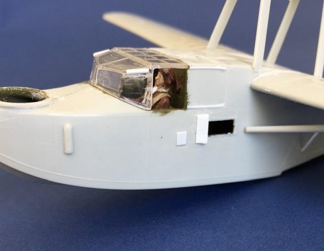 Supermarine Walrus Mk1 revell 1/72 83a17810
