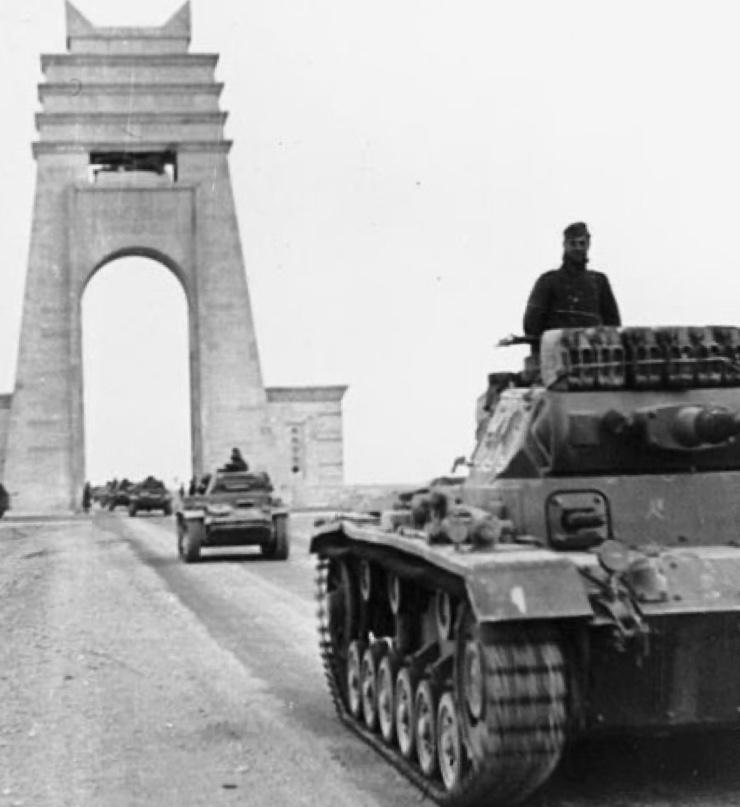 Octobre 1942 - Panzer IV ausf F1 en afrique du nord - Terminé 96d0d710