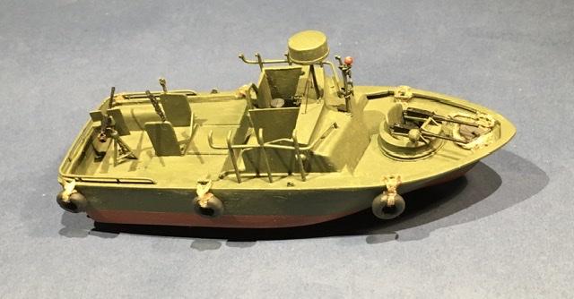 Patrol boat river MkII delta du mecong 1970 Mach 2 1/7 C0527d10