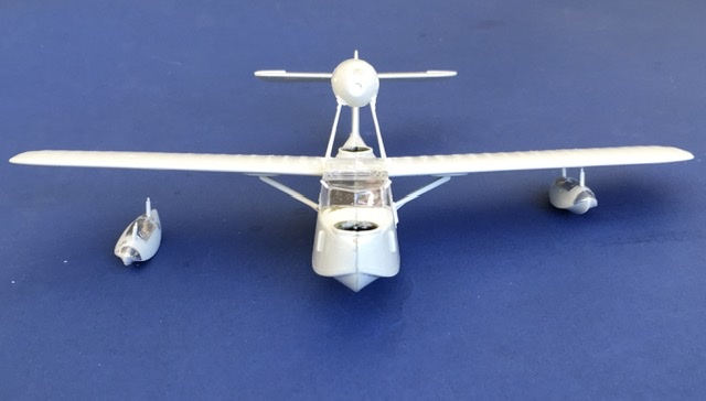 Supermarine Walrus Mk1 revell 1/72 Da502110