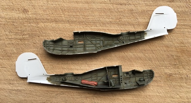 Supermarine Walrus Mk1 revell 1/72 Df9f9e10