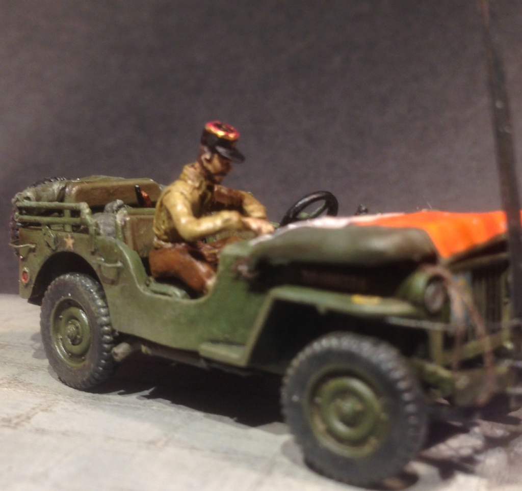 25 aout 1944, rue des archives, Paris. Jeep mort aux cons Heller 1/72 - Page 4 Img_2515