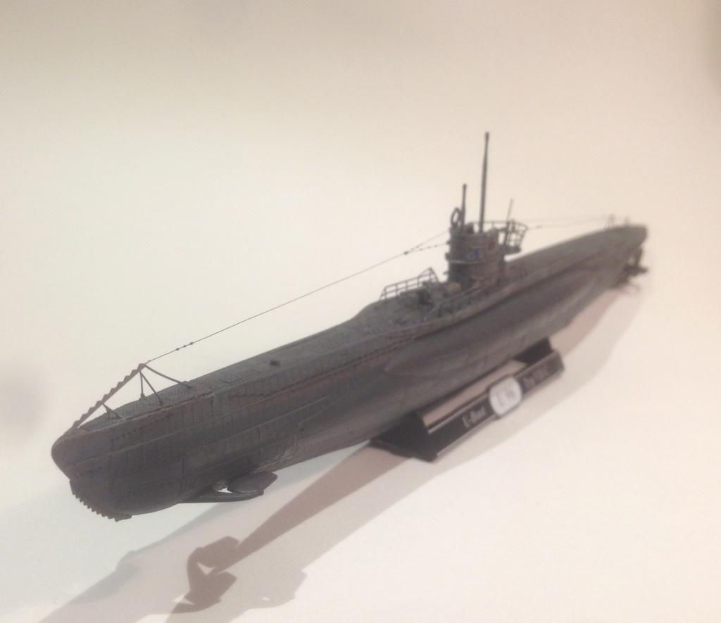 Unterseeboot U96 1/350 revell - Page 2 Img_2811