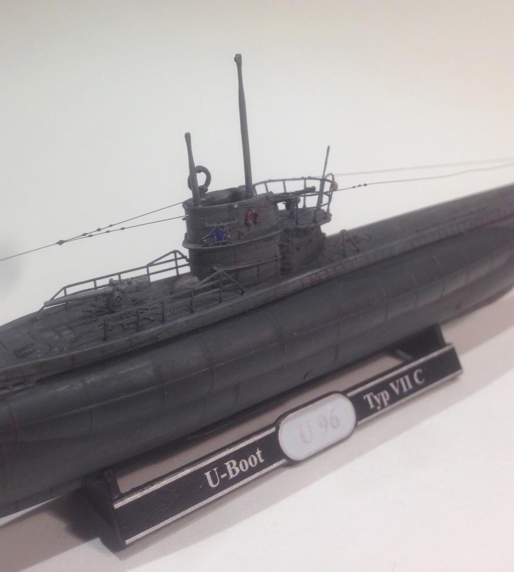 Unterseeboot U96 1/350 revell - Page 2 Img_2813