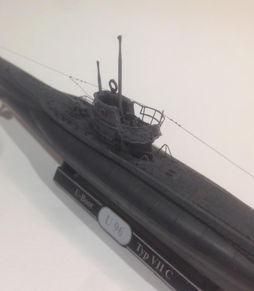 Unterseeboot U96 1/350 revell - Page 2 Img_2815