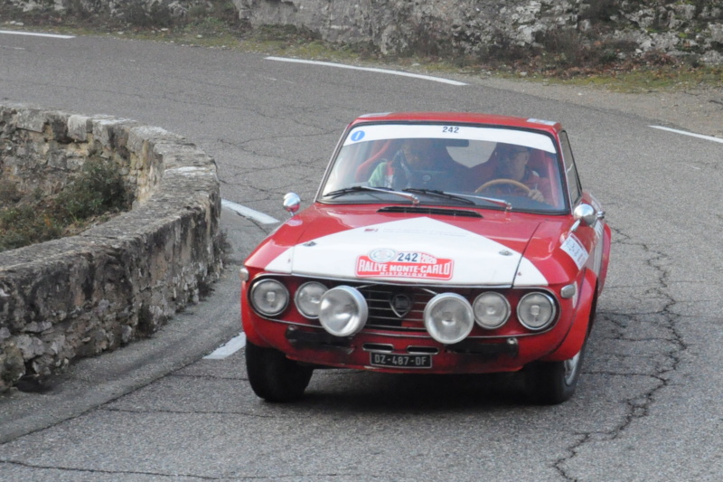 XXIIIiè Rallye Monte Carlo Historique, 29 janv.-5 févr. 2020... 242_cs10