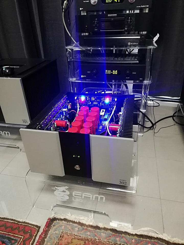(RM) - VENDO EAMLAB ELEMENT 302 30211