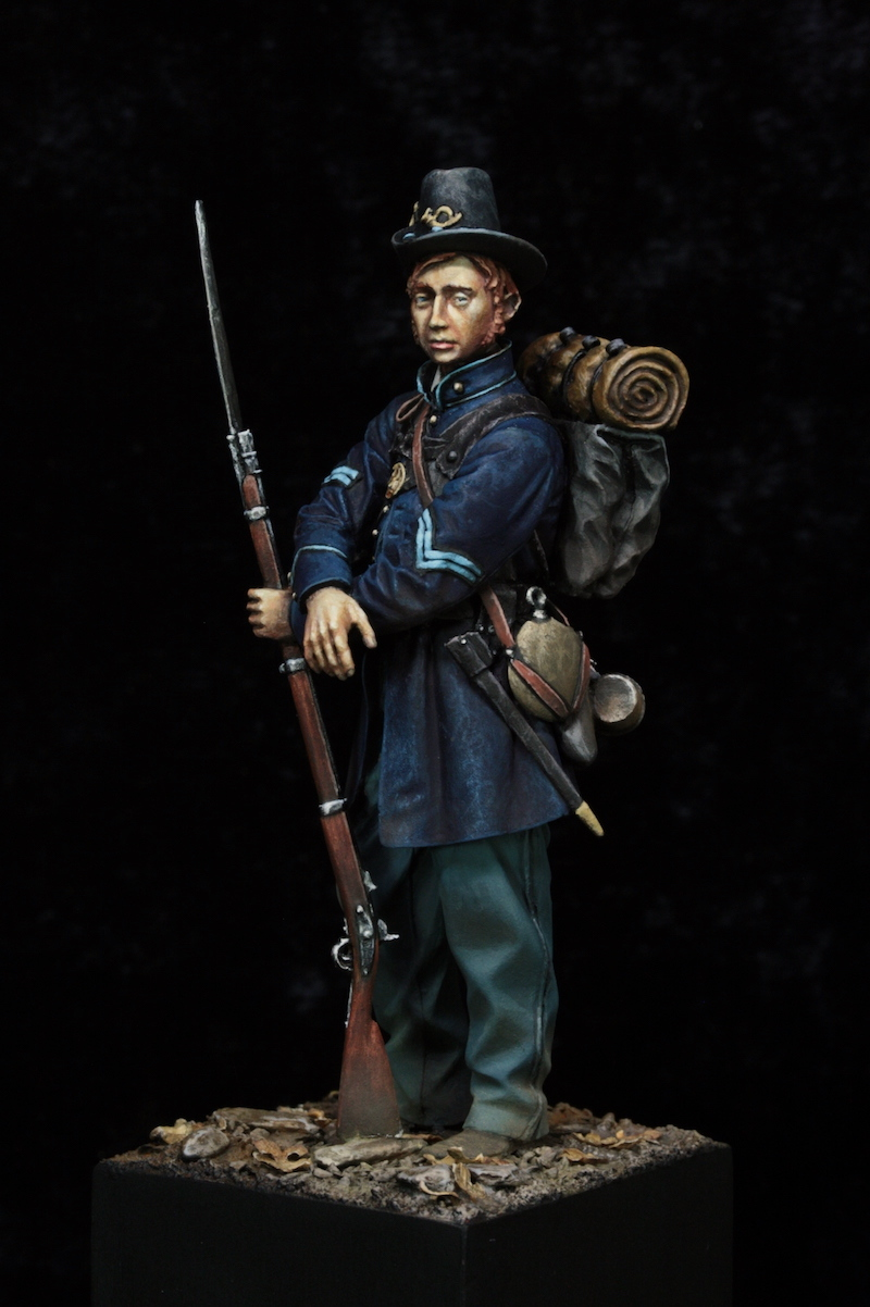Caporal 19th Indiana Volunteer Iron Brigade 1862. Img_2516