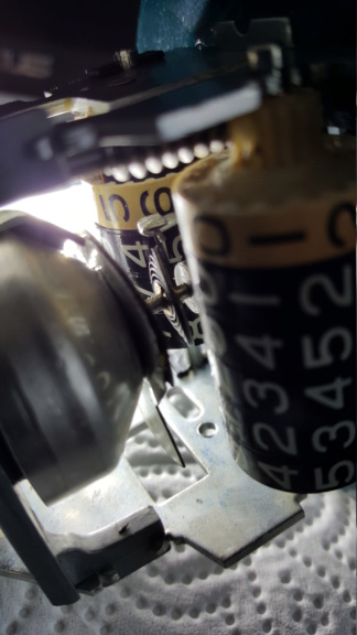 Der CX500 Tachometer Abglei13