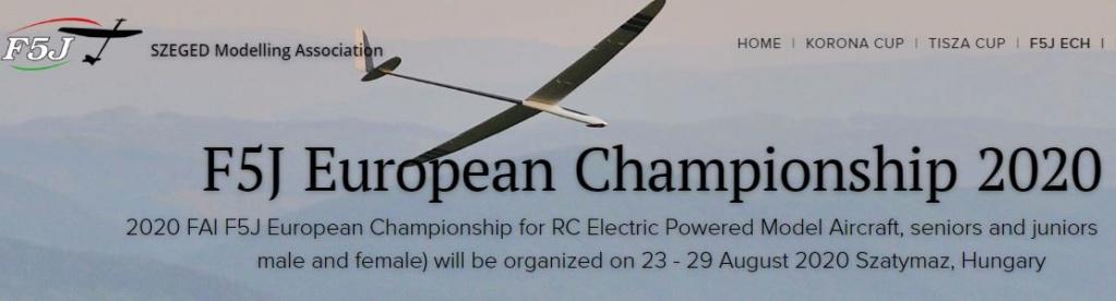 Championnats d'Europe F5J 2020 202010