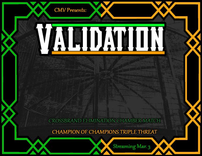 CMV Presents: Validation! (Ep. 577) V10