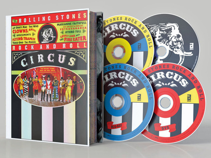 roll and roll circus 2r53q010