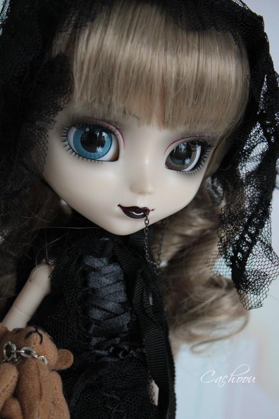 [V] Kikipop Kp Diner - Pullip Noir Réédition - Lunatic Queen Pullip14