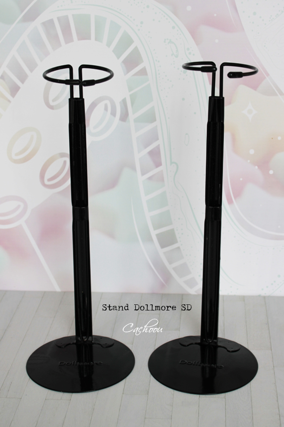 [V] Re-ment - Disney - Hello Kitty - Stand Dollmore MSD Stands12