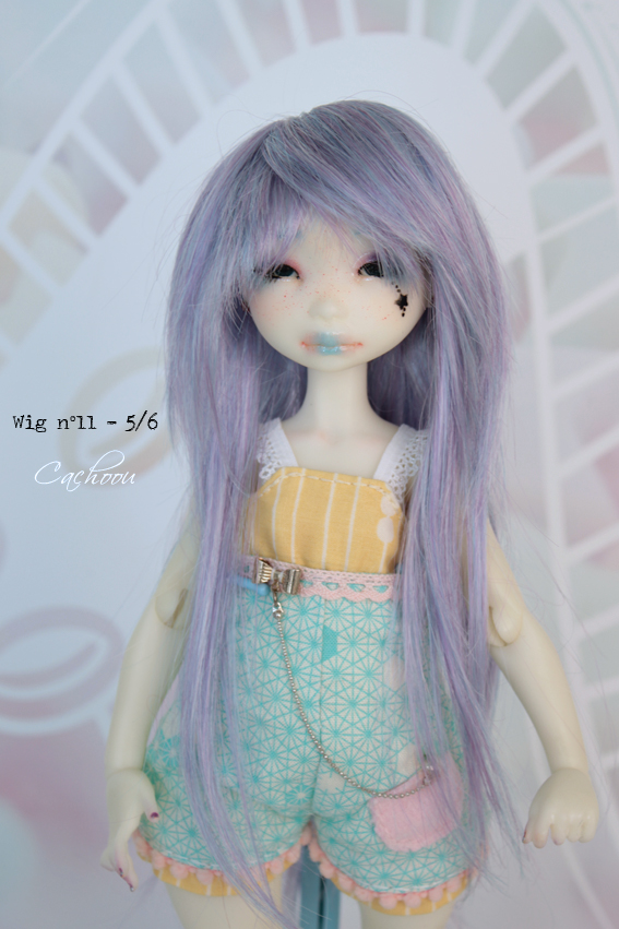 [V] Wigs 5/6 - 6/7 - 8/9 Monique Dollheart Wig_1110
