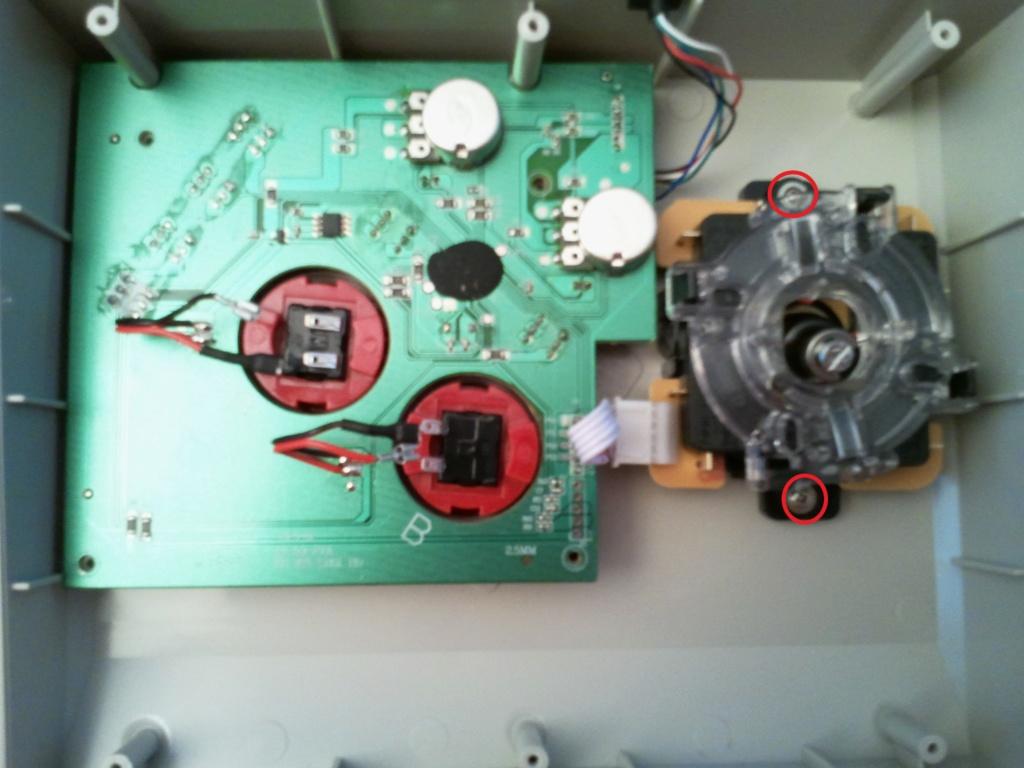 Bricolage qui sert à rien : stick arcade NES sanwa (tuto inside) Dzomon12