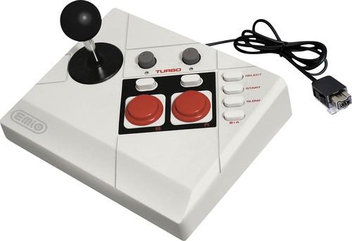 Bricolage qui sert à rien : stick arcade NES sanwa (tuto inside) Edge_o10