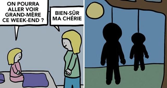 Humour Noir  très Noir - Page 28 97607310