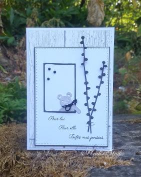 Disney Cards {Le Bateau Rivière} - Galerie Noir_b10