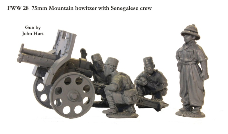 75mm Mle 1919-1928 mountain gun  45730310