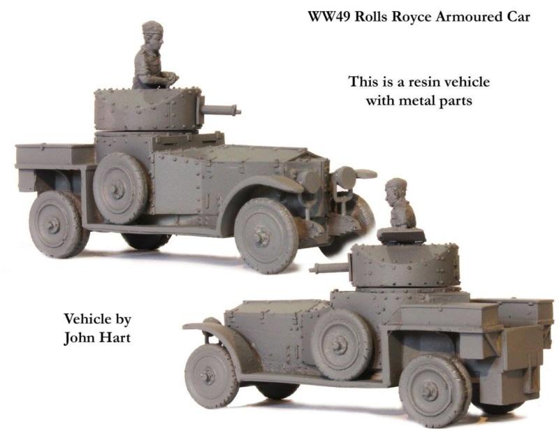 automitrailleuse rolls royce britannique Perry-10