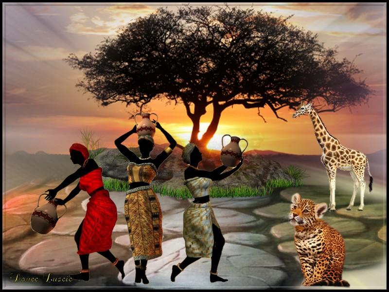 Défi femme Africaine Africa10