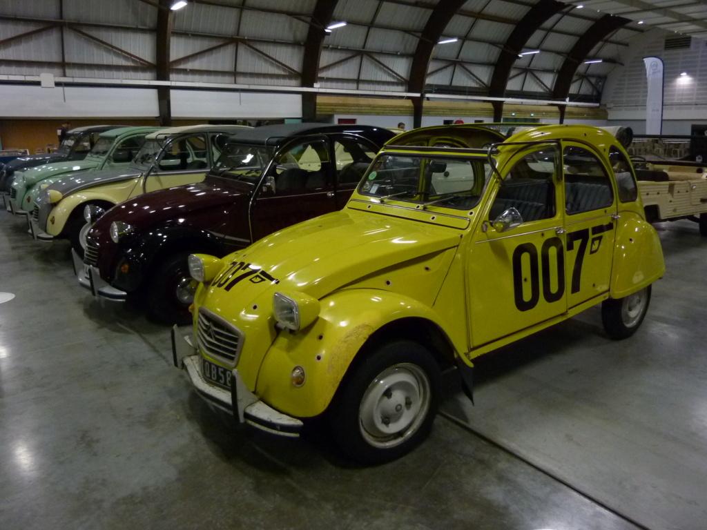 """Les"""" 100 ans Citroen"""" parc expo de Moulins 11, 12 mai 2019 P1080140"""