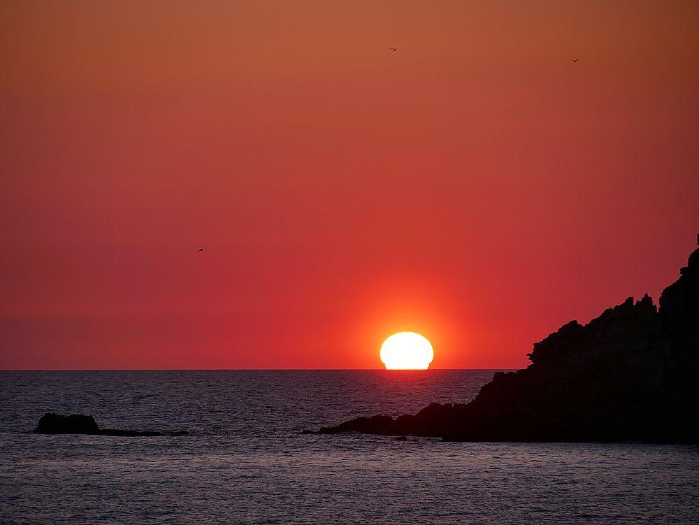 Coucher de soleil six-fournais P1060213