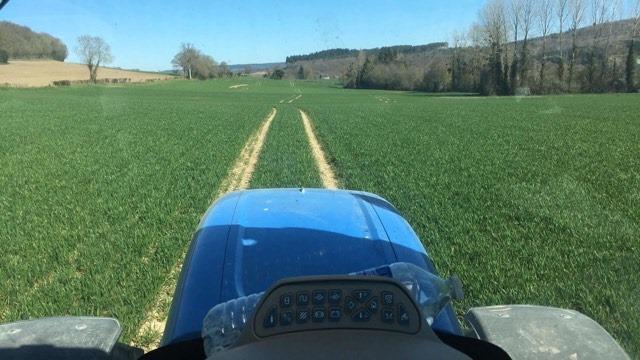 Suivi des blés 2020 92073610