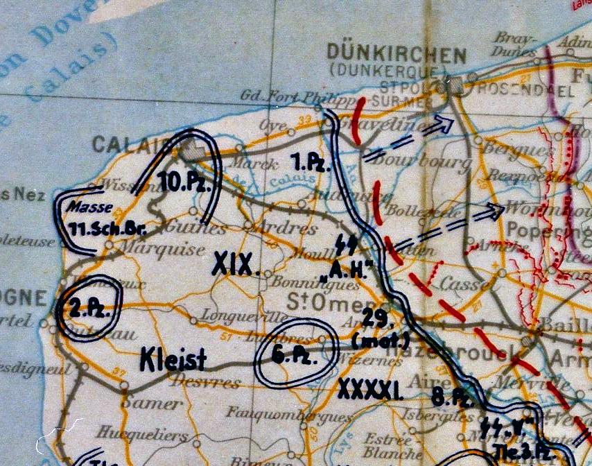 Et si les Britanniques n'avaient pas abandonné les Français à Dunkerque ? - Page 4 26_ma_10